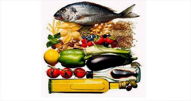 Akdeniz diyeti kalp için ilaç kadar etkili