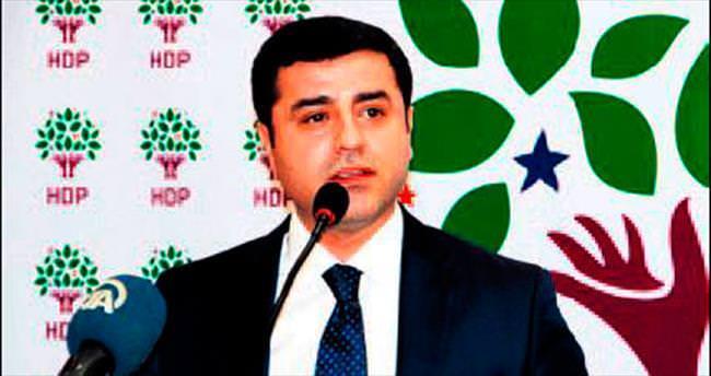HDP PKK'yı yine kınayamadı