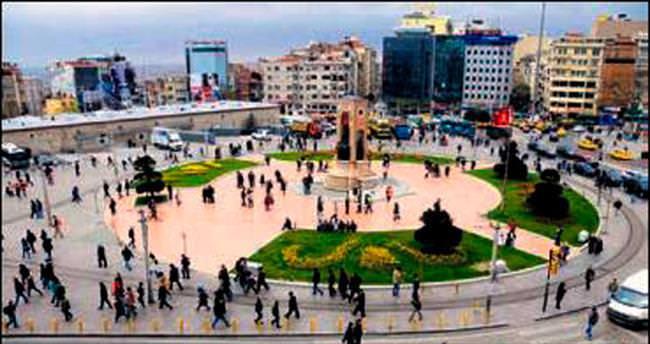 İstanbul'a yeni meydan düzeni