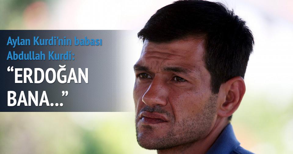 Aylan'ın babası: Erdoğan vatandaşlık teklif etti