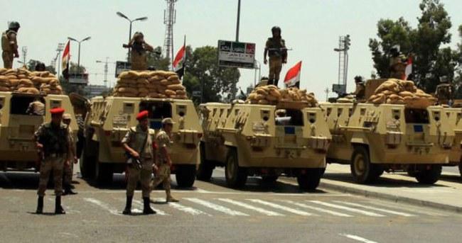 Mısır'da kanlı operasyon: 31 ölü