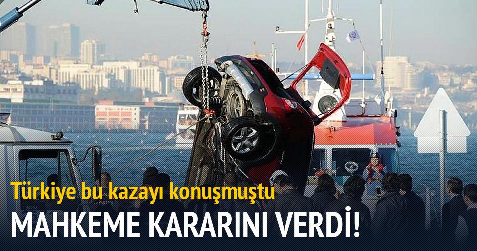 Ece Su davasında kaptana 5 yıl hapis cezası!