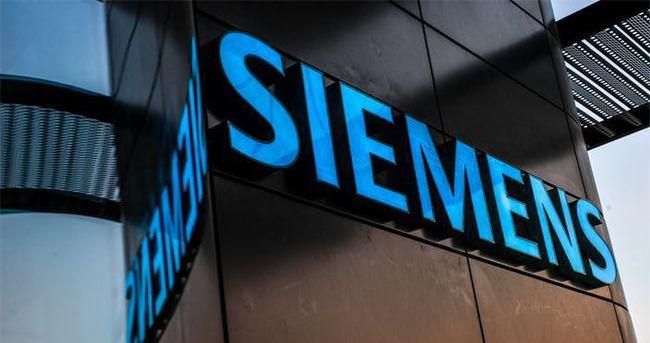 Siemens hakkında soruşturma açıldı