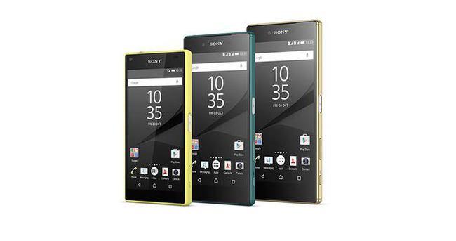 Sony, Z5'te indirime gitti