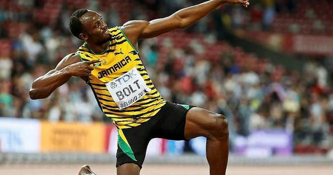 Usain Bolt sezonu kapattı