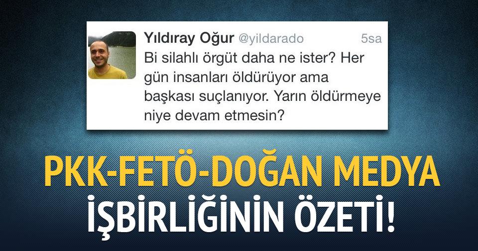 PKK-FETÖ-Doğan Meyda işbirliğinin özeti