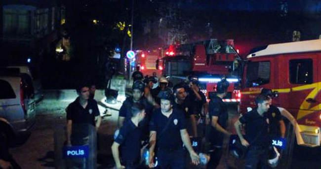HDP Genel Merkezi'ne saldırı düzenlendi