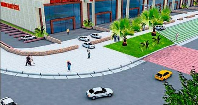 Anamur'da imalatçılara özel sanayi sitesi kuruluyor