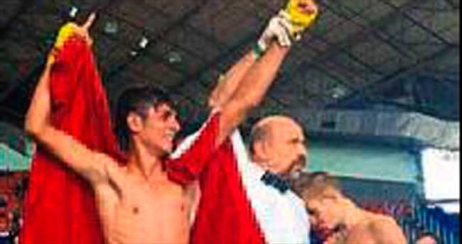Mersin'den Avrupa Şampiyonluğu'na