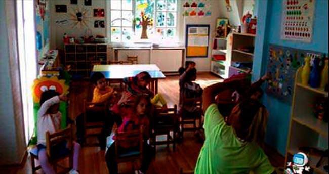 Okul öncesinde çift dilli eğitim