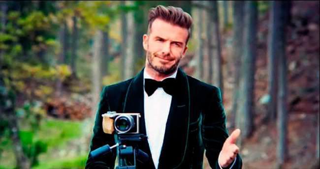 Ben Beckham, David Beckham