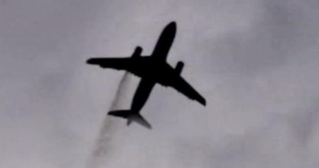 British Airways'da yangın: 14 yaralı