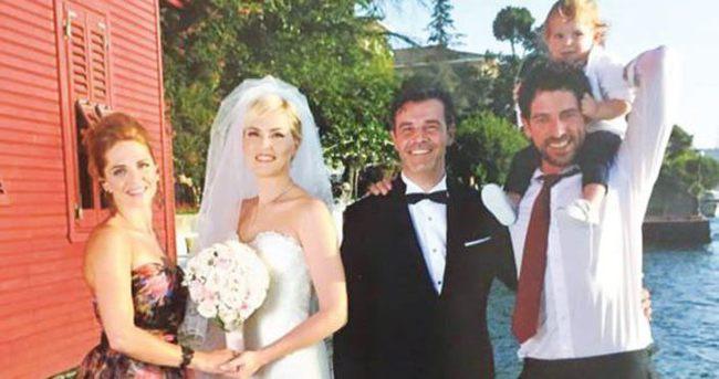 Mine Cangal evlendi