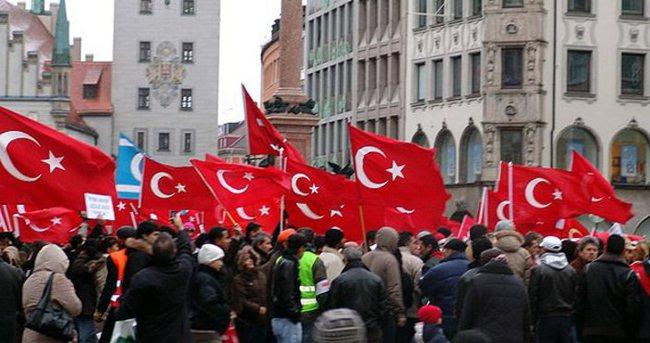 Almanya'daki STK'lar Teröre hayır diyecek