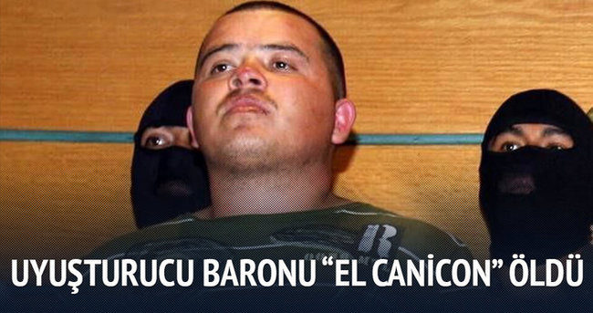 Uyuşturucu baronu öldü