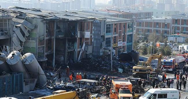 OSTİM patlamasında karar açıklandı