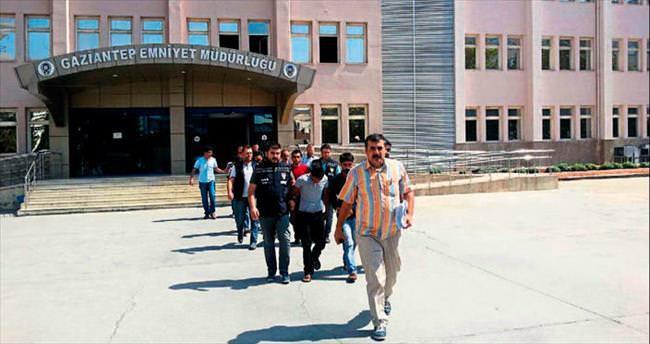 Gaziantep'te telefon dolandırıcılarına suçüstü