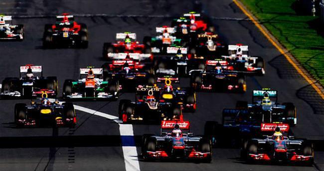 F1 Türkiye'ye geri dönüyor