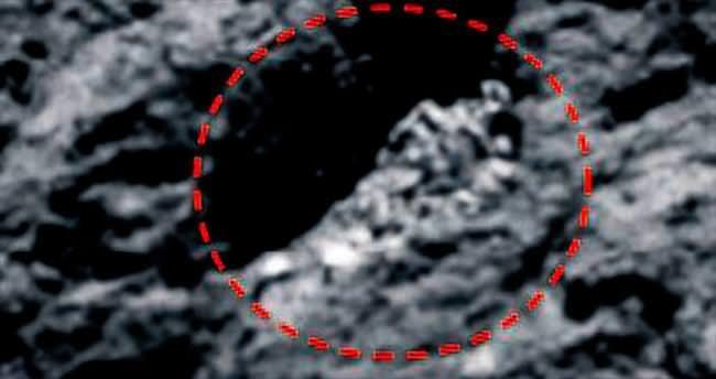 80 metrelik uzaylı cesedi!