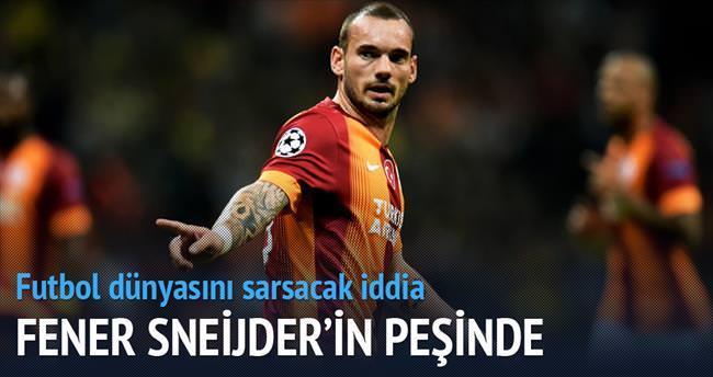 İmza atmazsa Sneijder'i alırız!
