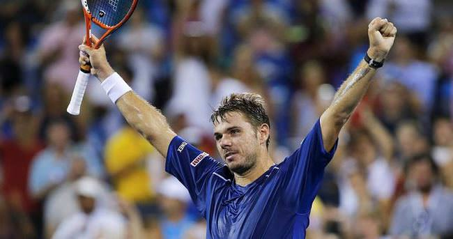 Federer ve Wawrinka yarı finalde