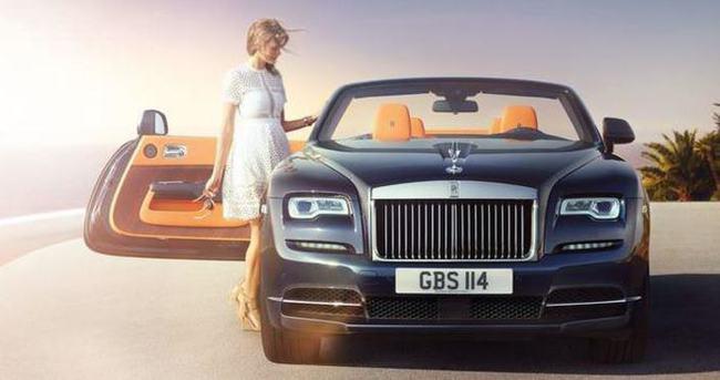 Mükemmeli arayanlar için Rolls-Royce Dawn