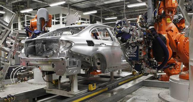 Otomotiv üretiminde büyük artış