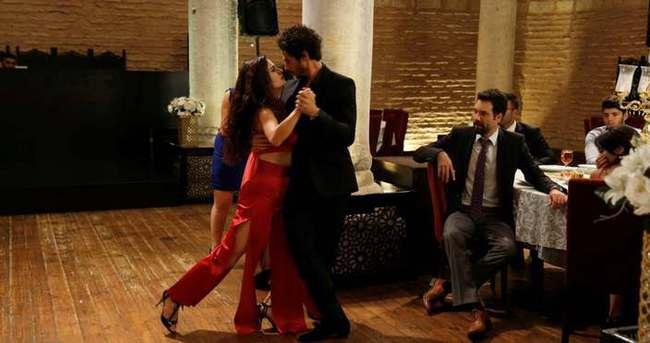 Rolü için tango dersleri aldı