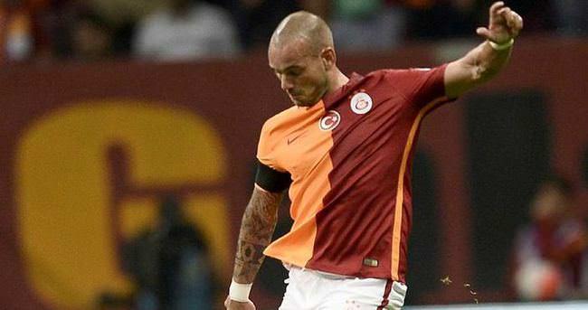 Fenerbahçe'den Sneijder iddiasına flaş yanıt