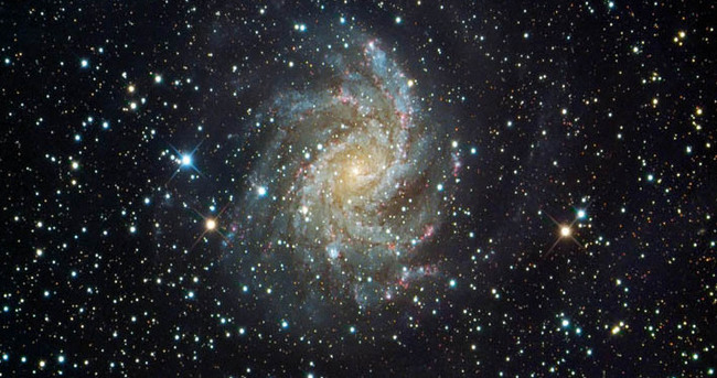 En yaşlı galaksilerinden biri daha bulundu