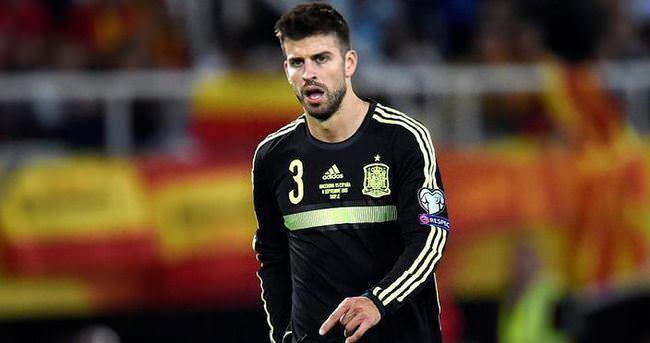 Pique'ye göre ıslıklanmasının sebebi Barça-Madrid rekabeti