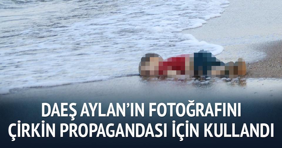 IŞİD'den Aylan'ın fotoğrafı ile kirli propaganda