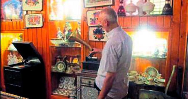 Tarihi gramofonlara büyük ilgi duyuluyor