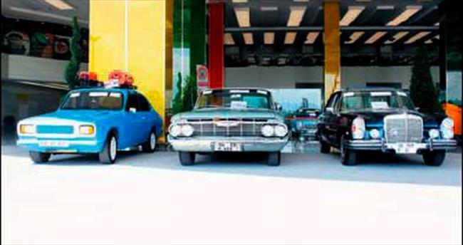 Klasik Otomobil Rallisi başlıyor