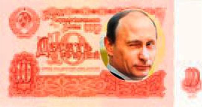 Putin'in yeni parası: Altın