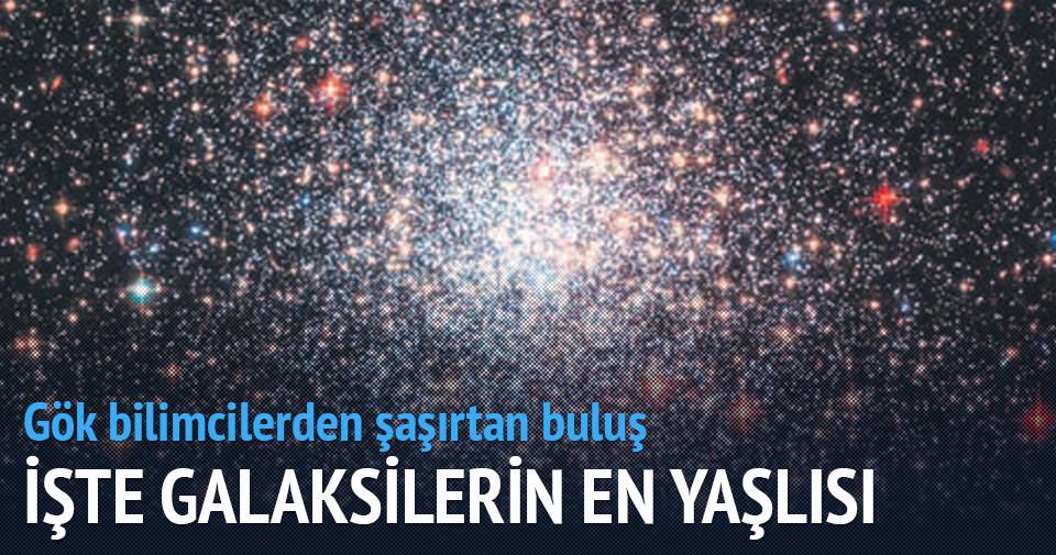En yaşlı galaksi bulundu