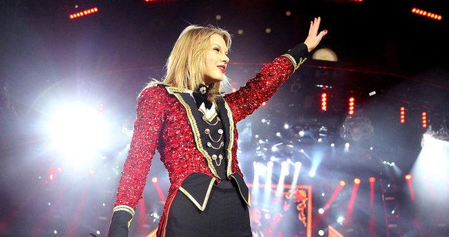 Taylor Swift büyük panik atlattı