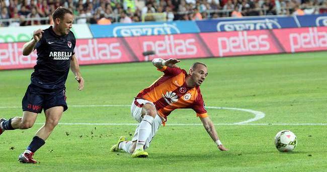 Galatasaray ile Mersin İdmanyurdu 29. randevuda