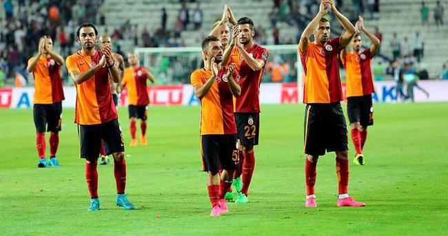 Galatasaray kazanmak istiyor
