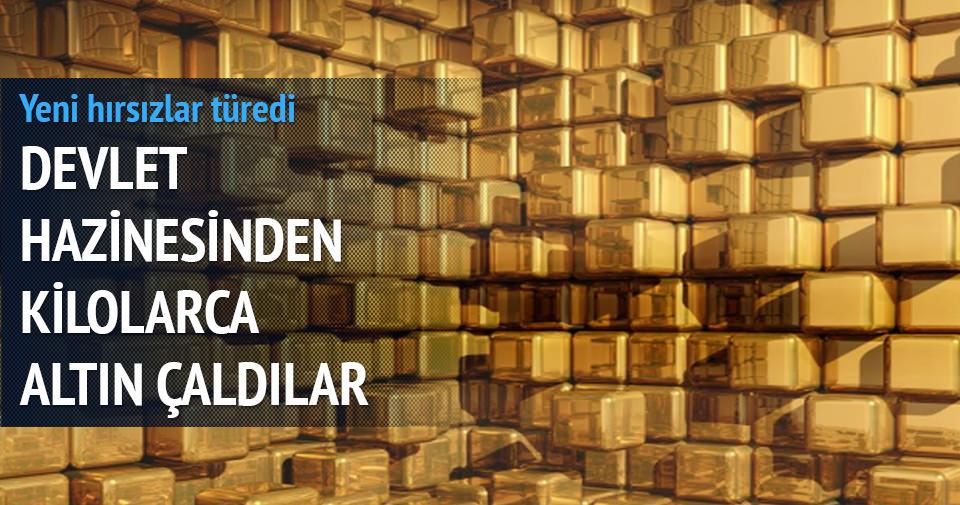 Mısır hazinesi'nden kilolarca altın çaldılar