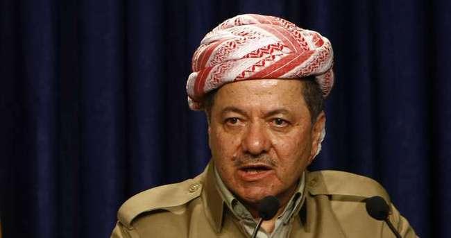 Barzani: Korktuğumuz şiddet ortamı oluştu