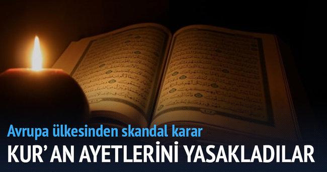 Rus mahkemesi Kur'an ayetlerini yasakladı!