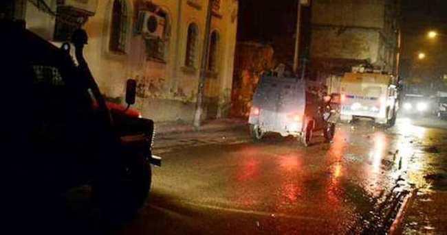 Nusaybin'de bombalı saldırı: 1 polis yaralı