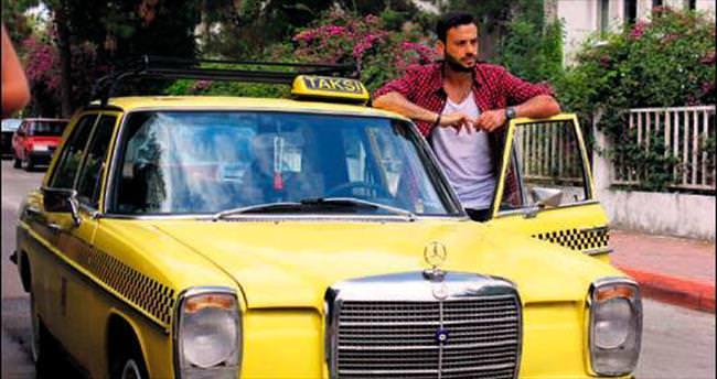 Faik Ergin film için taksi şoförü oldu