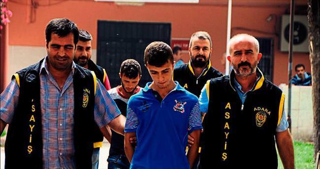 Suriyeli gaspçı kardeşler cezaevine gönderildi