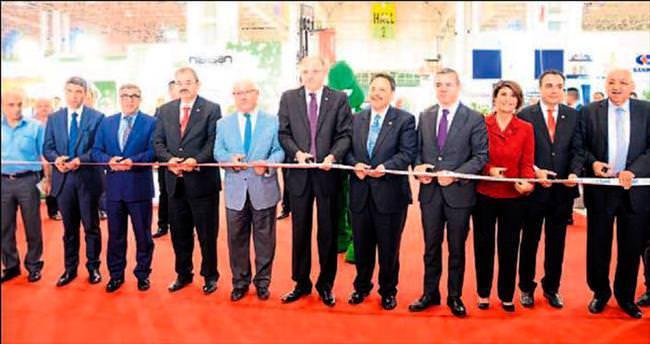 GAPPLAST 2015 Gaziantep'te açıldı
