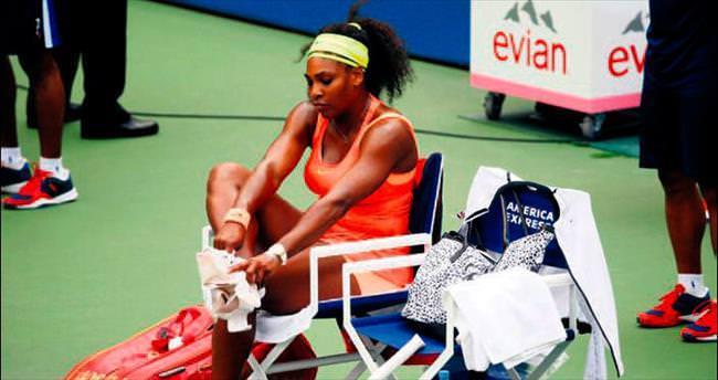 Serena, Vinci'nin şifresini çözemedi