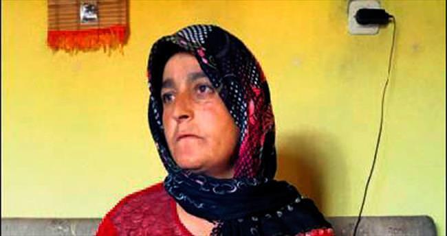 Oğlu dağa kaçırılan anneden PKK'ya tepki