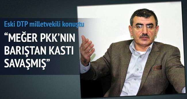 Eski DTP'li vekil adayı: HDP Kürtleri kandırıyor