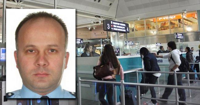Havaalanında pasaport kuyruklarını bitiren polis müdürü THY'ye geçti